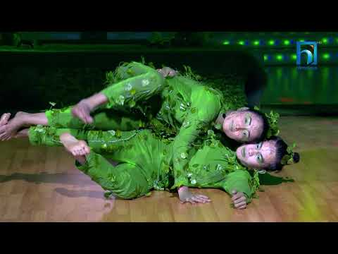 Buddha Lama & Kebika Khatri  | DWTS | Performance clip (9th week Saturday) |
