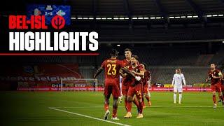 Belgia 5-1 Islandia Matchday 2