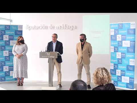 Presentación de la programación de la Delegación de Cultura de la Diputación durante el último cuatrimestre de 2020