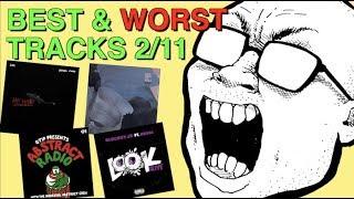 Weekly Track Roundup: 2/11 (Kendrick Lamar & Q-TIP, BlocBoy JB & Drake, Noah Cyrus, Ought)