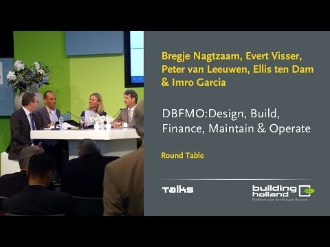 Round Table - Design, Build, Finance, Maintain & Operate