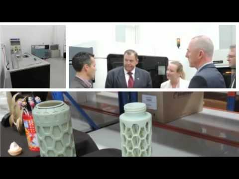 Objective3D Additive Manufacturing Centre