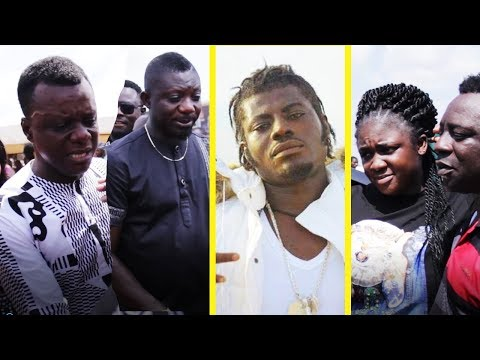 KUMAWOOD Pays Last Respect To BLINKS Abass And His Family