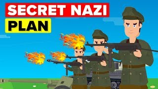 The Nazi's Secret Plan to Destroy British Economy