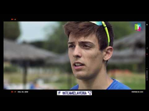 Info-21: Jaime Rodado, Triatleta del Proyecto Olimpiadas 2024. TeamClaveria files 12/16