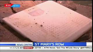 Vehicles burnt, property destroyed as the row concerning St. Mary's hospital continues