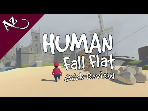 Human: Fall Flat – Quick Game Review/ video thumbnail