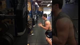 Lancaster High School Single Rep Strikes on The Difference Striking Machine
