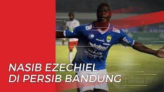 Pelatih Persib Buka Suara soal Nasib Ezechiel di Skuat Maung Bandung