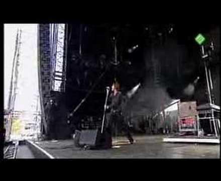 Keane - A Bad Dream (Pinkpop 2006)