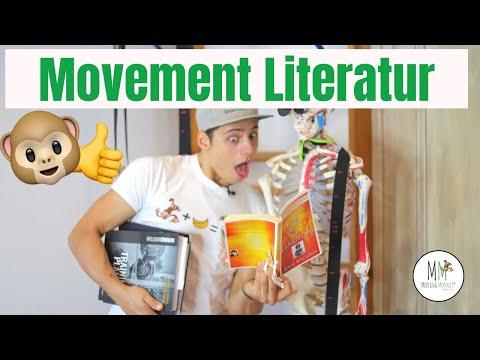 Die besten Bücher über MOVEMENT & (Kraft-)Training | MONKEY MINDSET