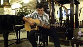 Ane Brun 'Temporary Dive' Cover by James McFadden