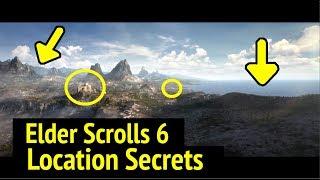 Elder Scrolls 6: Hidden Location Details (E3 2018 Trailer for The Elder Scrolls VI Analyzed) - dooclip.me