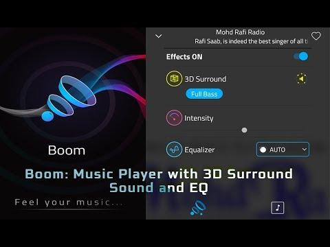 Boom Music app - Install & Cr4ck Full Forever ✅ Franky Nouva