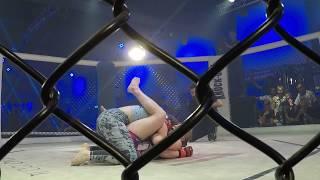 Tetiana Vozniuk vs Olga Rubin KNO world Tour Israel. 66kg (2 round)