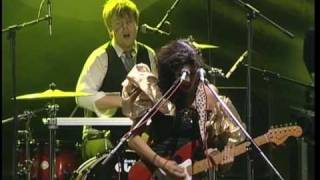 Cibelle - Mad Man Song - Live at EXIT Festival 2009 (HQ)