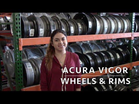 Factory Original Acura Vigor Wheels & Acura Vigor Rims – OriginalWheels.com
