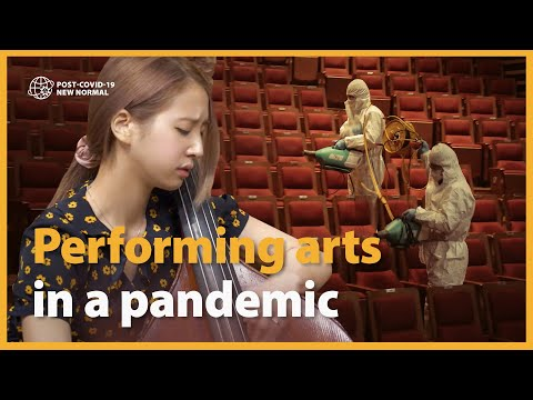 Performing arts in a pandemic