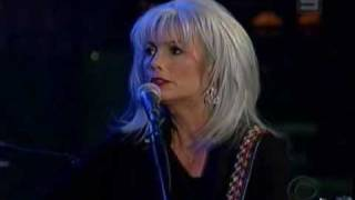 Emmylou Harris & Mark Knopfler - This Is Us (Letterman)
