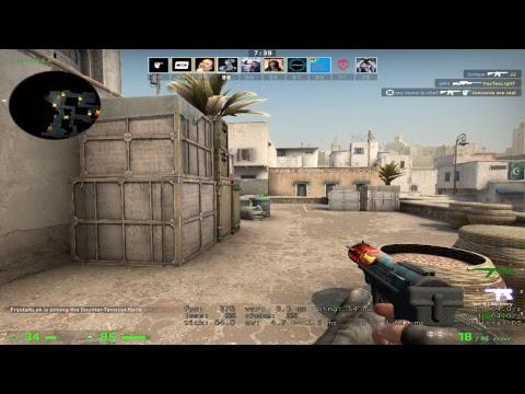 CSGO Danger Zone Battle Royale -- GeForce GTX 1060 3GB