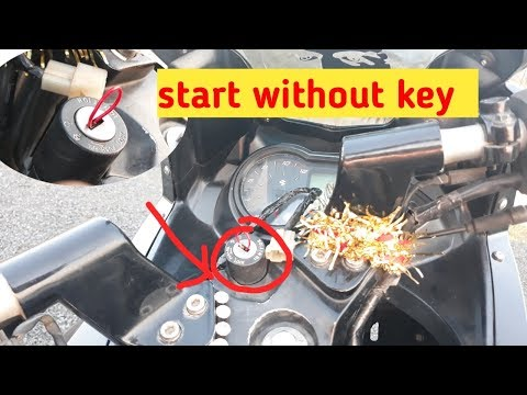 Download How To Start A Any Bike Without Key Video 3GP Mp4 FLV HD