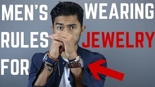 The Dos & Donts Of Wearing Jewelry For Men