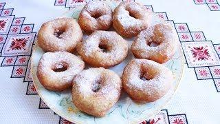 Пончики рецепт сможет каждый Как приготовить пончики Донаты Пампушки рецепт интересные рецепты