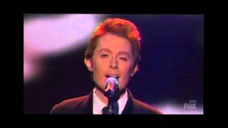 Clay Aiken - Bridge Over Troubled Water - 10 Yrs. Later!