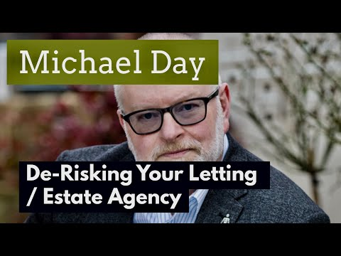 How do sales and lettings agents de-risk their businesses from legislation?