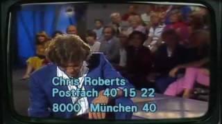 Chris Roberts - Wo warst du 1980