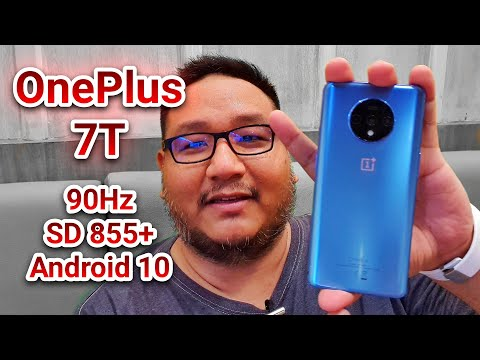 OnePlus 7T and 7T Pro Launches In The Philippines For Only PHP 32,990 / 39,899! (US$ 650 / 825)