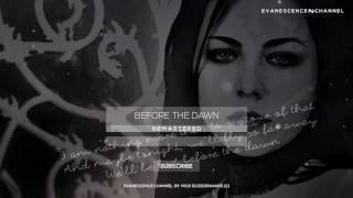 Evanescence: Before The Dawn (Lyrics) (Remastered)