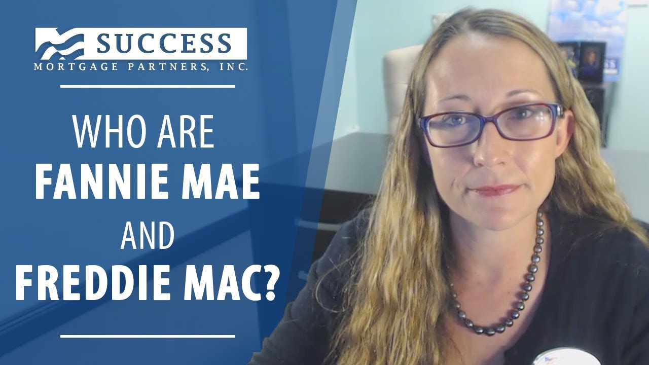 The Entities Behind Fannie Mae and Freddie Mac