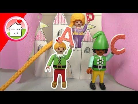 Playmobil Film Familie Hauser - Theateraufführung zur Einschulung - Spielzeug Video für Kinder