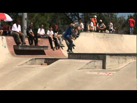 BC Memorial Park 2011 Skateboard contest, Colorado springs