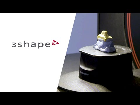 Saving time with impression scanning - Mark Smith, CDT, Product manager, Lab, 3Shape
