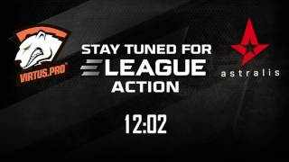 ELEAGUE Major CS:GO Finals / Virtus Pro vs. Astralis