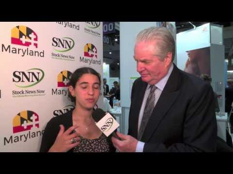 Rebecca Brody, Maryland BioGENEius Challenge Winner.