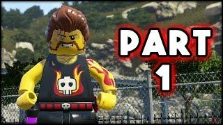 LEGO City Undercover - LBA - Episode 1 - I am Rex Fury!