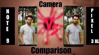 GooglePixel3XLVsGalaxyNote9CameraComparison4K