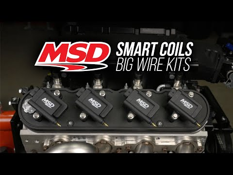 How To Maximize Your Ignition Output with MSD Smart Coil Big Wire Kits