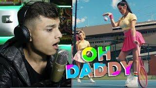 [Reaccion] Natti Natasha - Oh Daddy [Official Video] Themaxready