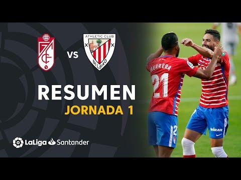 Resumen de Granada CF vs Athletic Club (2-0) HD Mp4 3GP Video and MP3