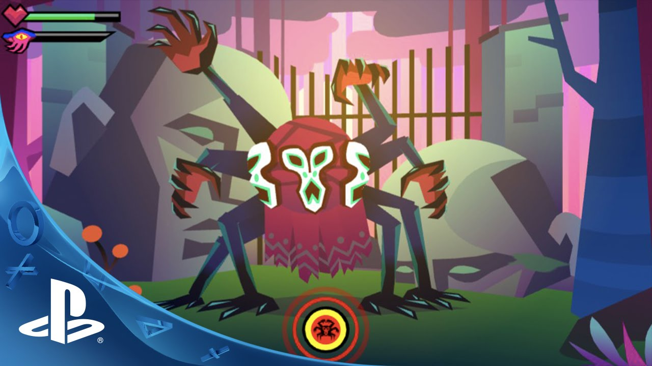 Severed, from the makers of Guacamelee!, hits PS Vita in 2015