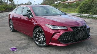2019 Toyota Avalon Video Review: Did They Go Too Far?