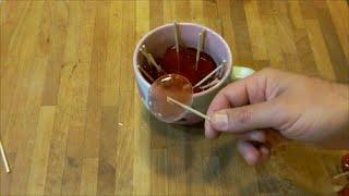 Lecca Lecca gusto fragola senza aromi o coloranti