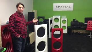Spatial Audio Hologram M3, M4 w/ Clayton Shaw -- Darko.Audio