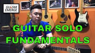 Guitar Emerge - Guitar Solo Fundamentals