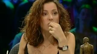 Tina Arena - The Cream at the Carnival - Interview - 1 Nov 2003