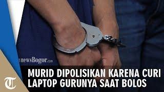 Murid Dipolisikan Gurunya karena Mencuri Laptopnya saat Membolos